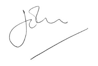 John Perkins' signature